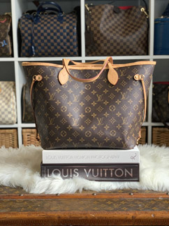Louis Vuitton Neverfull From Her Authentic