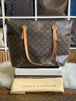 Louis Vuitton Totally From Her Authentic