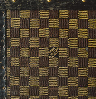 Louis Vuitton Damier Pattern From 1888