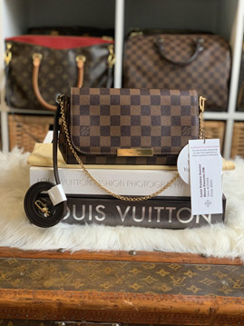 Louis Vuitton Favorite from Her Authentic