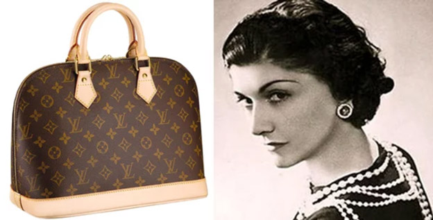 Louis Vuitton Designed the Noe for Coco Chanel in 1925