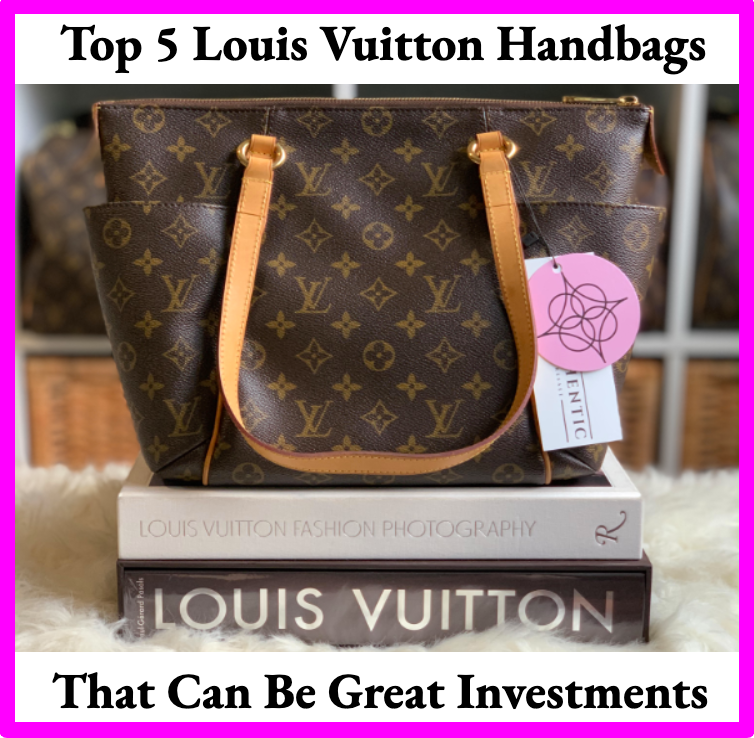 Our Top 5 LV Handbags Blog
