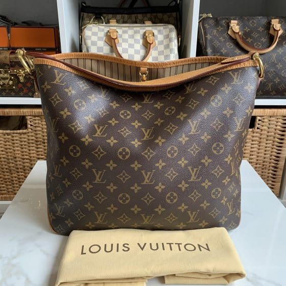Louis Vuitton Monogram Delightful MM NM