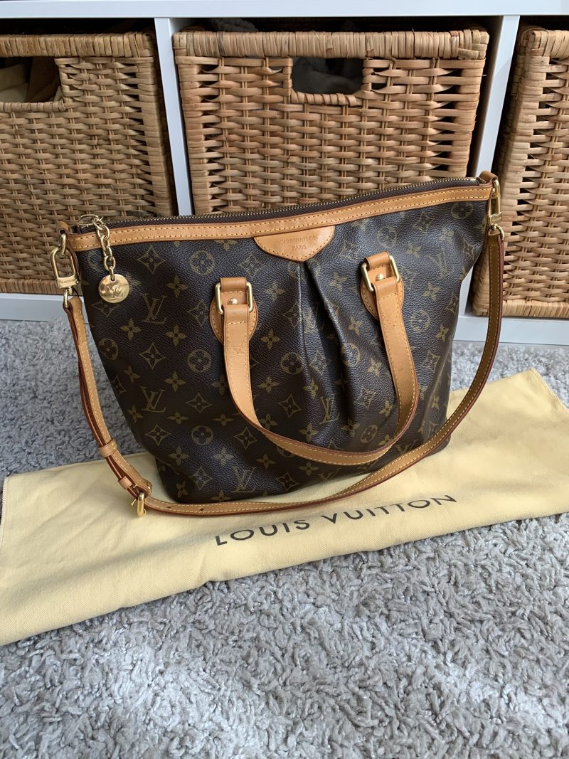 Preloved Louis Vuitton Monogram Palermo PM
