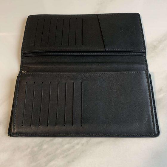 Louis Vuitton Damier Cobalt Brazza Wallet