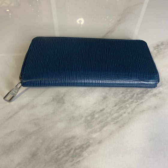 Louis Vuitton Epi Zippy Vertical Wallet