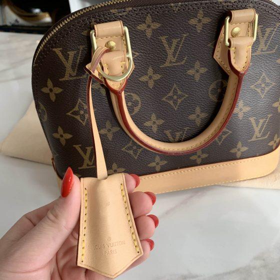 Louis Vuitton Monogram Alma BB