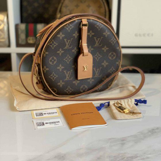 Louis Vuitton Monogram Boite Chapeau Souple