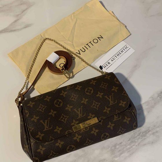 Louis Vuitton Monogram Favorite MM