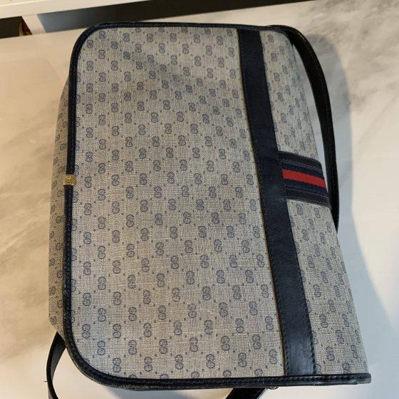 Gucci Plus Vintage Messenger
