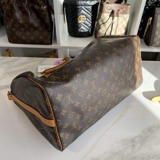 Louis Vuitton Monogram Speedy 40 Bandouliere