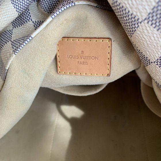 Louis Vuitton Damier Azur Artsy MM