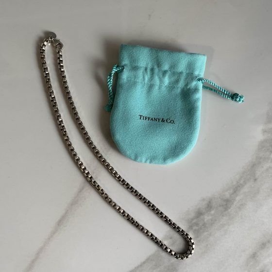 Tiffany & Co Venetian Link Necklace