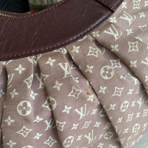 Louis Vuitton Monogram Idylle Rhapsodie MM Sepia