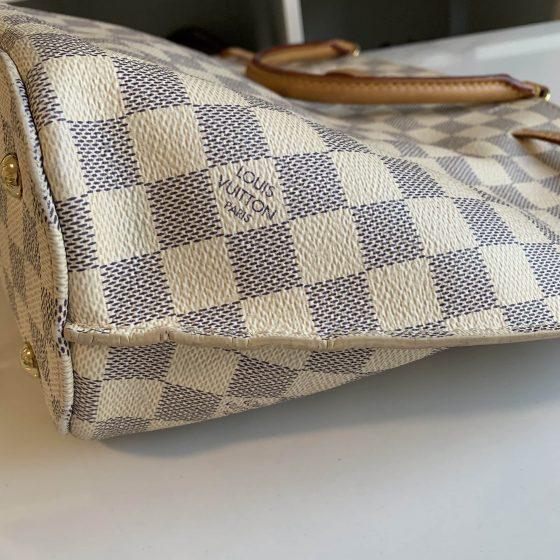 Louis Vuitton Damier Azur Girolata Bag
