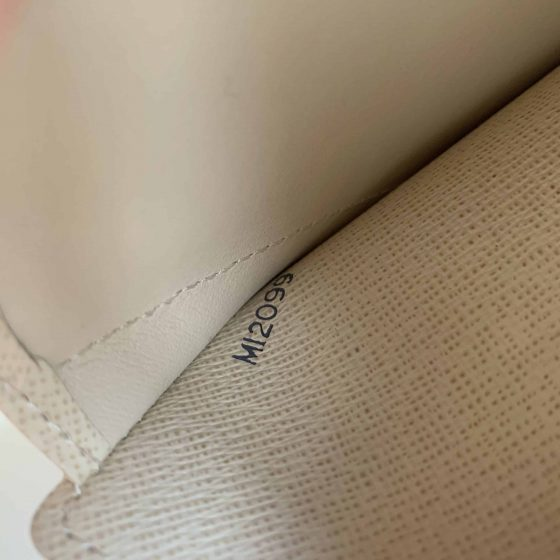 Louis Vuitton Damier Azur French Purse Wallet