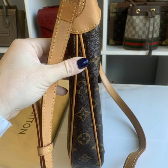 Louis Vuitton Monogram Odeon MM