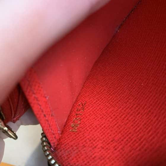 Louis Vuitton Monogram Yayoi Kusama Pumpkin Dots Zippy Wallet Red
