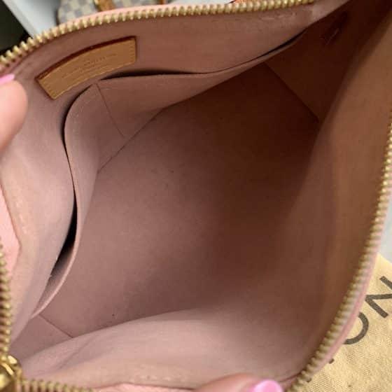Louis Vuitton Monogram V Tote BB Rose Poudre