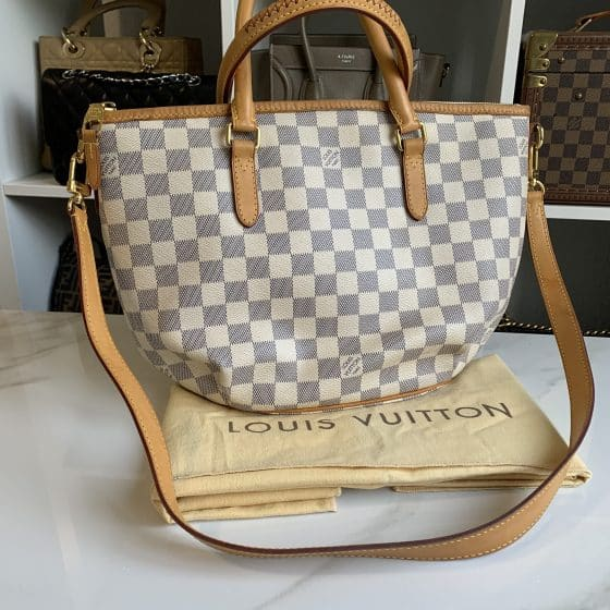 Louis Vuitton Damier Azur Riviera PM