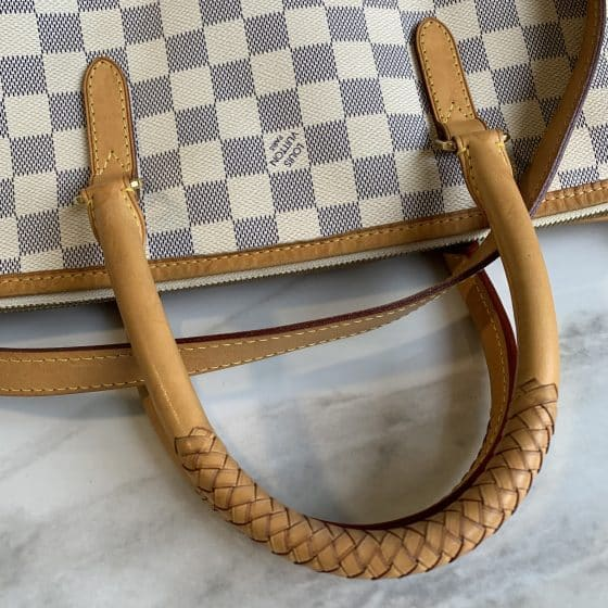Louis Vuitton Damier Azur Riviera PM