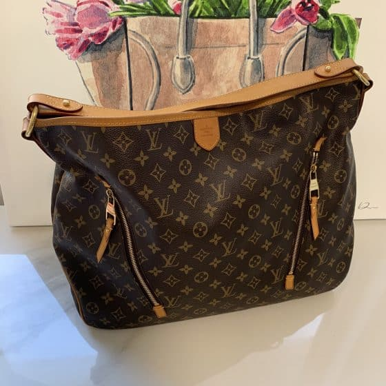 Louis Vuitton Monogram Delightful GM