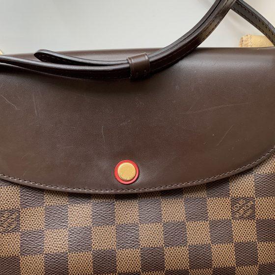 Louis Vuitton Damier Ebene Twice