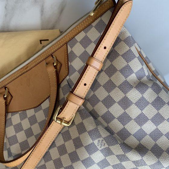 Louis Vuitton Damier Azur Siracusa GM
