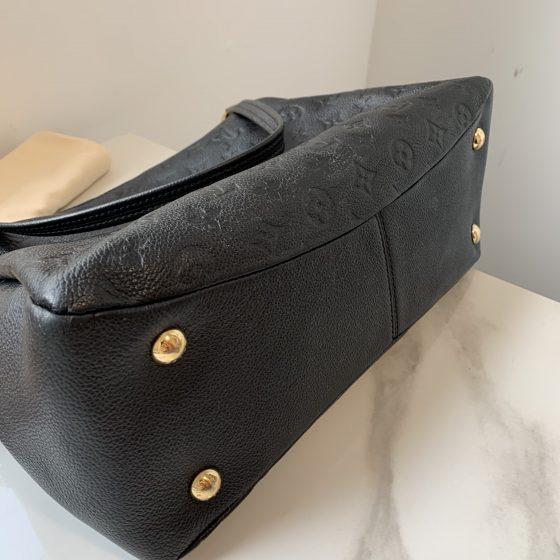 Louis Vuitton Empreinte Ponthieu PM Black