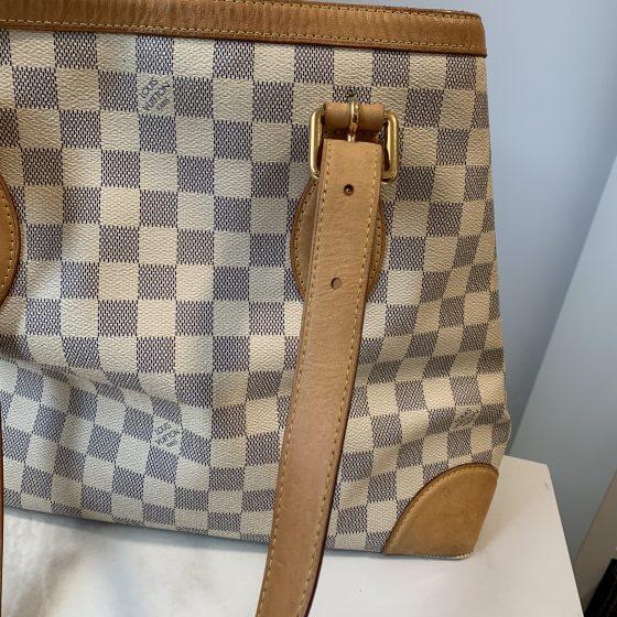 Louis Vuitton Damier Azur Hampstead MM