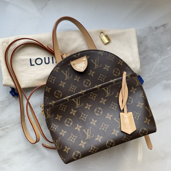 Louis Vuitton Monogram Moon Backpack