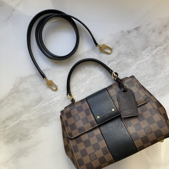 Louis Vuitton Bond Street BB Black