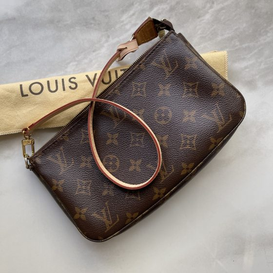 Louis Vuitton Monogram Pochette Accessories NM