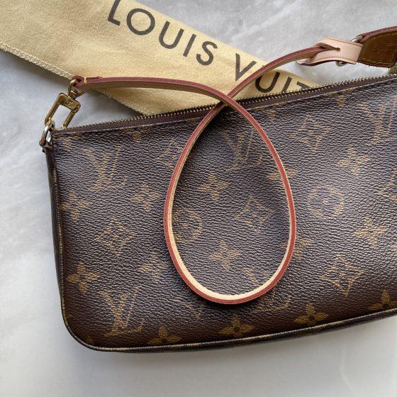 Louis Vuitton Monogram Pochette Accessories NM