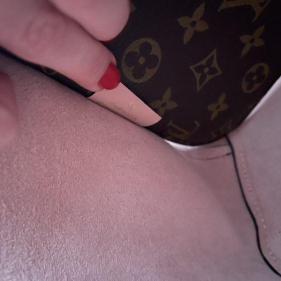 Louis Vuitton Monogram Neonoe Rose Poudre