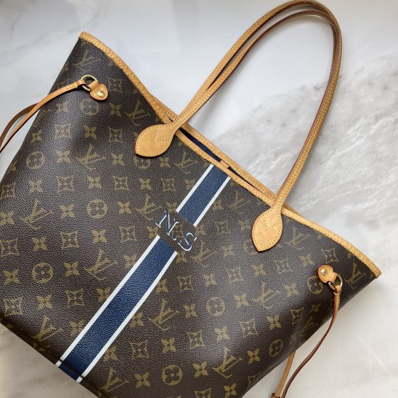 Louis Vuitton Mon Monogram Neverfull MM