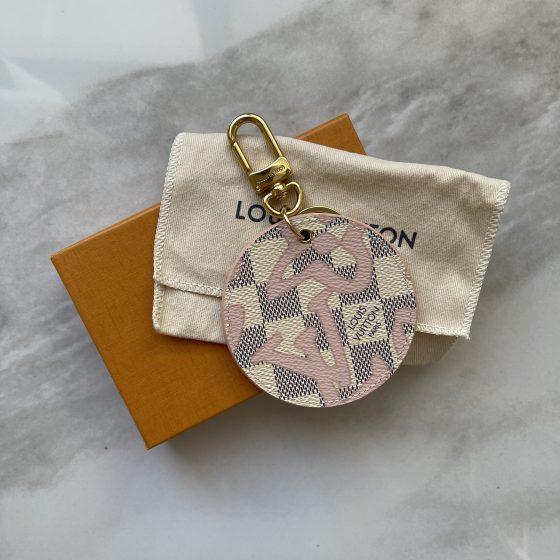 Louis Vuitton Damier Azur Limited Edition Tahitienne Charm