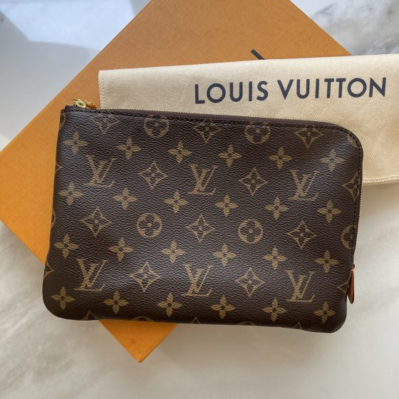 Louis Vuitton Monogram Etui Voyage PM