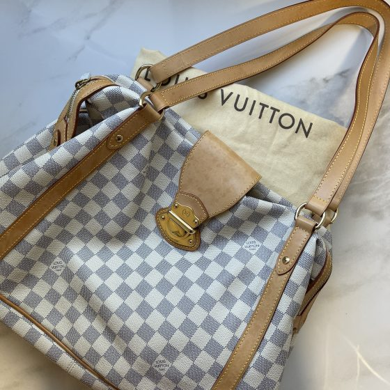 Louis Vuitton Damier Azur Stresa GM