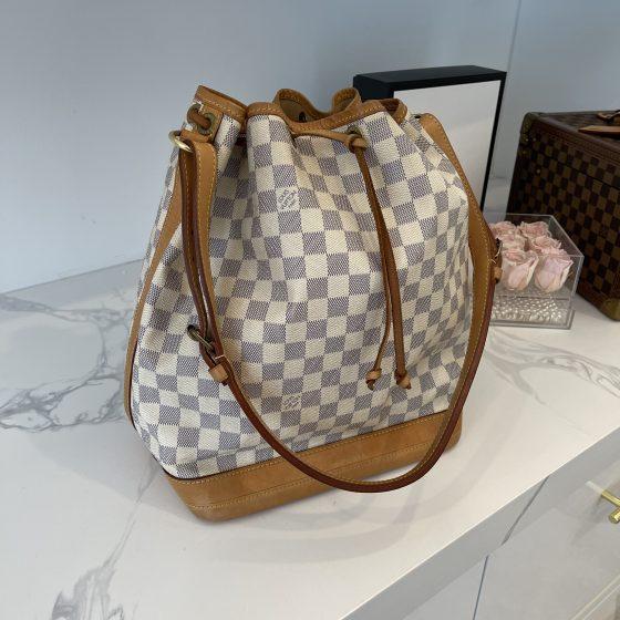 Louis Vuitton Damier Azur Noe